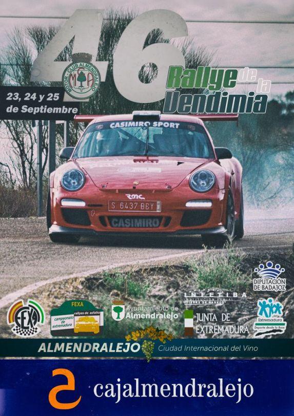 46 - Rallye de la Vendimia