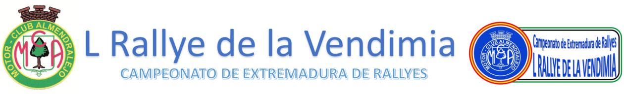 L RALLYE DE LA VENDIMIA